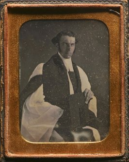 Untitled (Clergyman)