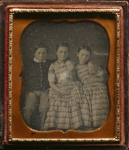 Untitled (Brother and two sisters)