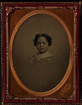 Miss Emily Tucker at five years