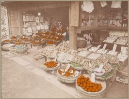 Grocery and Fruit Shop
