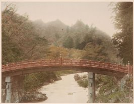 Sacred Bridge at Nikko