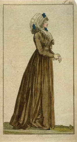 17th to 19th Century Costume Study