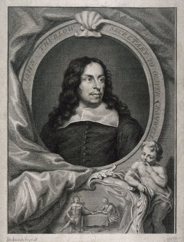 John Thurlow, Secretary to Oliver Cromwell