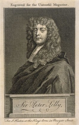 Sir Peter Lely (engraved for the Universal Magazine)