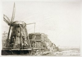 Rembrandt's Mill (Copy)