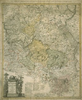 Mittlemark [Map of Germany]