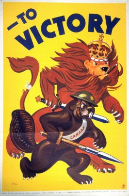 To Victory - World War II Poster