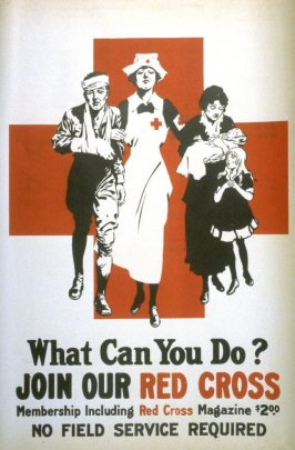 What Can You Do? - World War I Poster
