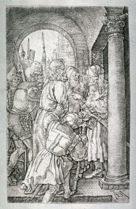 Christ Before Pilate (copy)