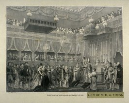 Marriage of Napoleon and Marie Louise