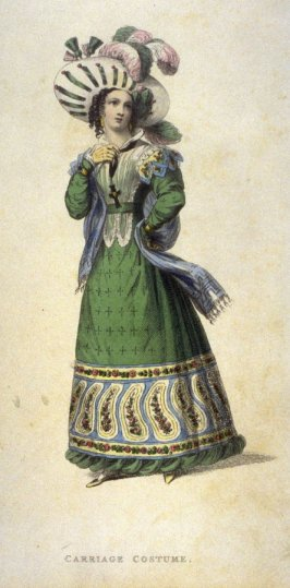 Carriage Costume
