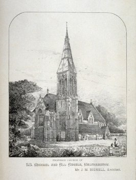S.S. Michael and All Angels, Walthamstow