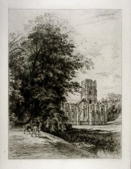 IV - Ruined Abbeys of Yorkshire - Fountains Abbey