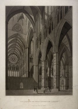Transept of Westminster Abbey