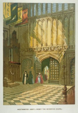 Westminster Abbey. -- Henry The Seventh's Chapel