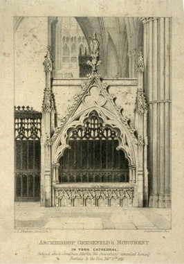 Archbishop Greenfield's Monument
