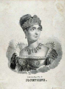Josephine, wife of Napoleon