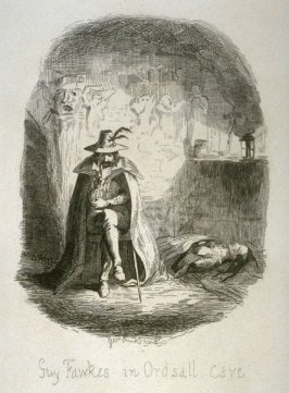 Guy Fawkes in Ordsall Cave
