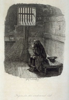 Fagan in the Condemned Cell