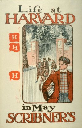 Scribner's May 1897 (Life at Harvard)