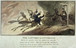 The Lawyer's last circuit.