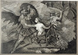 Allegory of Death and the Maiden.