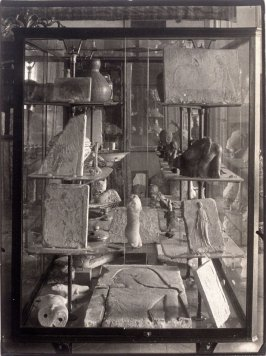 Rodin's Collection (A Display Case in the Hotel Biron)
