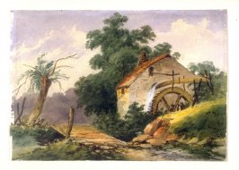 (Landscape with Mill)