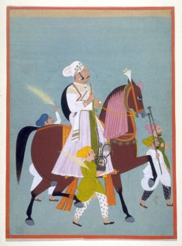 Rawal Raghodas, son of Jasuant Singh of Devgarh