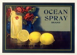 Ocean Spray Brand, Teague-McKevett Co., Santa Paula, Calif.