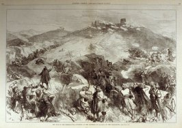The War in the Herzegovina - from Harper's Weekly, (February 12. 1876), pp. 138 & 139