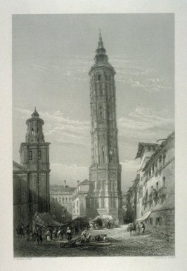 The Leaning Tower, Saragossa