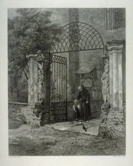 Gateway of the Cathedral, Loire