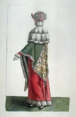 Parisian Costume Design