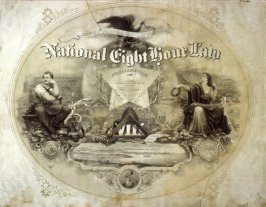 National Eight Hour Law Proclamation of U. S. Grant