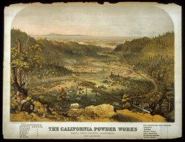 The California Powder Works, Santa Cruz County, California