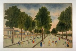 Untitled (Park in Foreigners' District, Canton)