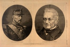 The Change of Government in France, from Harper's Weekly, (7 June 1873), p. 488