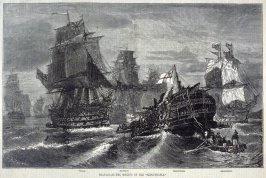 "Trafalgar- The Sinking of the ""Redoutable"