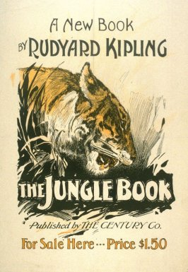 The Jungle Book: A new book by Rudyard Kipling