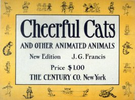 Cheerful Cats and Other Animated Animals