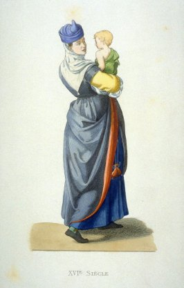 16th-century woman of Bayonne