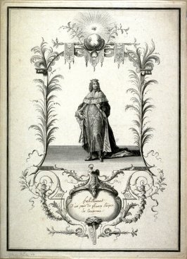 Ceremonial garb for a Peer of France, 16th century (?)