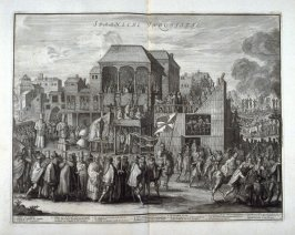 The Spanish Inquisition - Pl.2 from: Netherlands 1566-1672