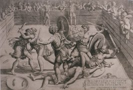 Battle of the Horatii and the Curiatii