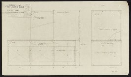 California Palace of the Legion of Honor: Building Enclosures in Organ Loft, fifty-seventh from a group of seventy architectural study drawings