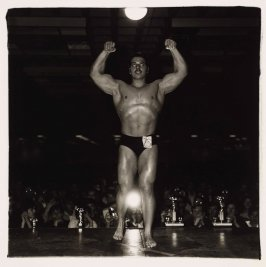 Muscle Man Contestant, N.Y.C.
