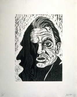 Francis Bacon, from the series Five Guys