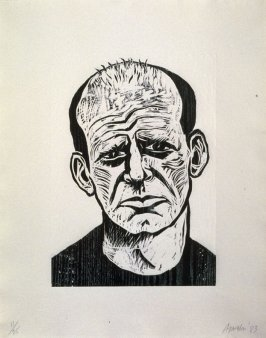 Jackson Pollock, from the series Five Guys