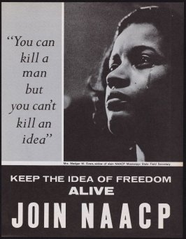 Keep the Idea of Freedom Alive. Join NAACP